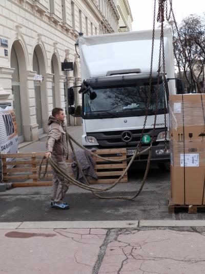 IRTS Spedition und Logistik