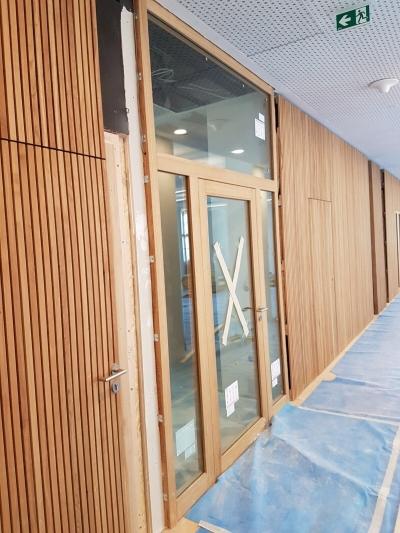 TEIL2: 75% des Bürohauses sind fertig!