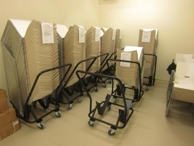 Krankenhaus Möbel Logistik
