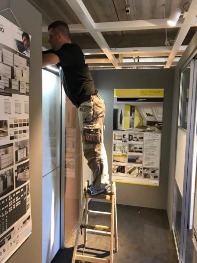 Montage in Möbelhäuser