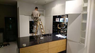 Designer Küchenmontage