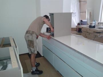 IRTS Küchenmonteure