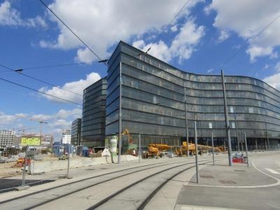 Büromöbelprojekt 3700 Arbeitsplätze